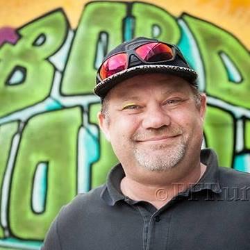 King Bobo, graffiti artiste